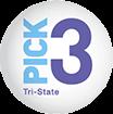 Tri-State Pick 3 Day