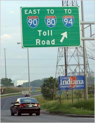 The Indiana Toll Road was sold to an international consortium in 2006. It led to a growing interest in privatizing state lotteries.