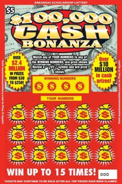 $100,000 Cash Bonanza