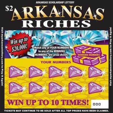Arkansas Riches