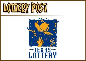 Texas (TX) Lottery Results | Lottery Post